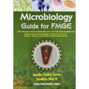 Microbiology Guide for FMGE PB Available online. Click the image for more details