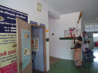 PHCs in Tamil Nadu are better equipped and have more supporting staff than in most parts of the countries