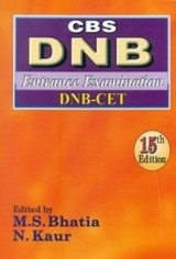 CBS DNB Entrance Examination CET 15 Edition